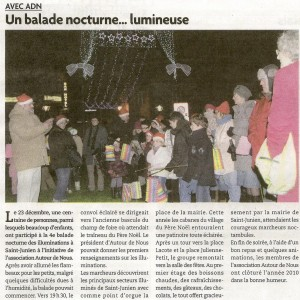 Marche des illuminations 2010